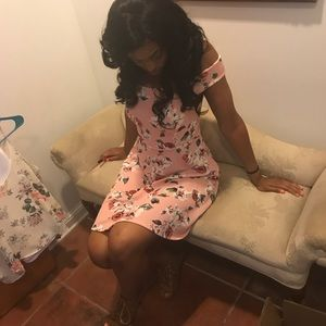 Short Casual Summer Dress
